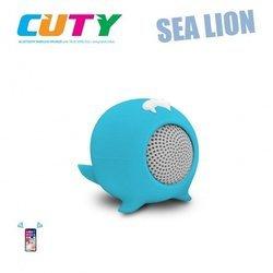 CC10 - głośnik w kształcie lwa morskiego