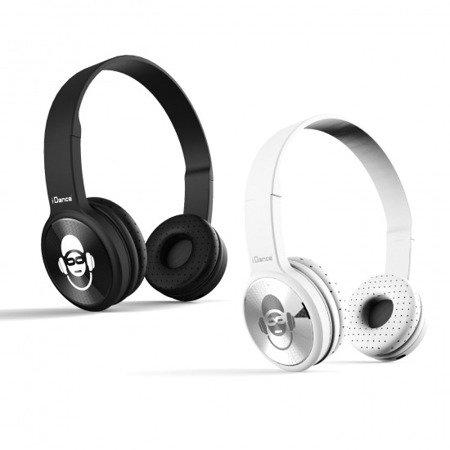 Bluetooth Duo BK-WH - zestaw słuchawek dla dwóch osób